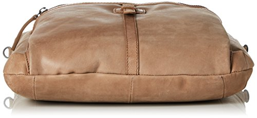 Spikes & Sparrow - Pouch, Borse a tracolla Donna Beige (Camel)