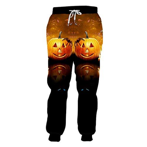 Pantaloni da ginnastica per animali di halloween pantaloni per abbigliamento da fitness di unisex ragno stampato in kin ragno 3d kin spider m