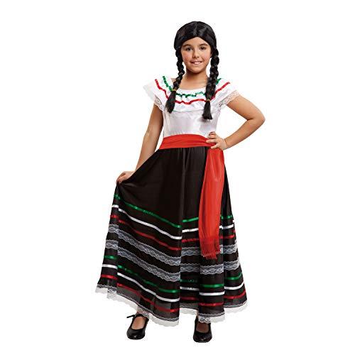 My Other Me Kostüm Mexiko für Mädchen (viving Costumes) 10-12 ()