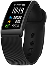 RCE X3 Smart Band with Blood Pressure and Heart Rate Monitor