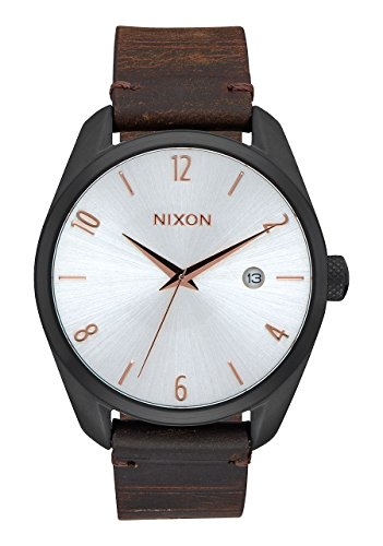 nixon-bullet-leather-black-silver-brown-fall-winter-16-17-one-size