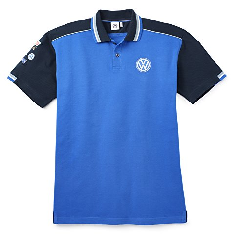 Preisvergleich Produktbild VW Herren Polo Shirt Motorsport Kollektion 2015 (XL)
