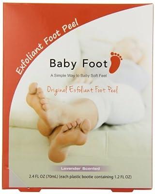 BabyFoot Deep Exfoliation For Feet peel