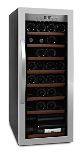 mQuvée – Free-standing wine cooler – WineExpert 43 freestanding wine cooler