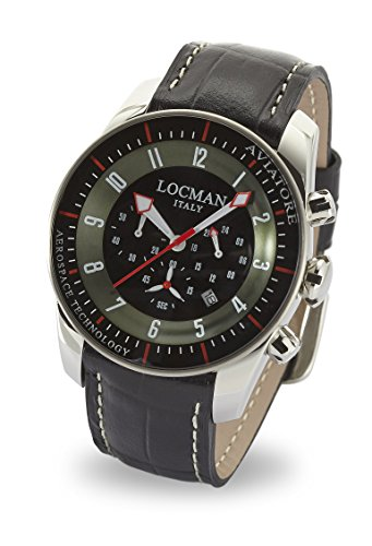 Locman 045000BKFWRGPSK Men's Wristwatch