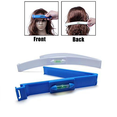 1 PCS Haarschneide KIT CLIP TRIM BANG CUT DIY HOME-Trimmer-Scherer Styling-Werkzeug - Pro Haircutting Kit