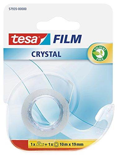 tesa-57935-00000-00-tesafilm-clear-premium-nastro-adesivo-con-dispenser-portanastro