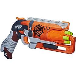 Hasbro Nerf A4325, Pistola de Juguete Zombie Strike