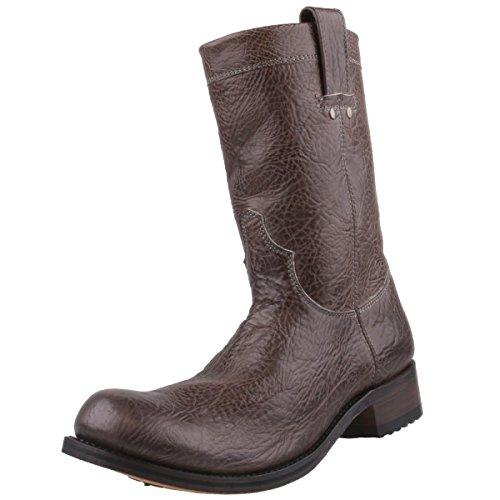 Sendra Boots , Boots biker homme Marron - Marron