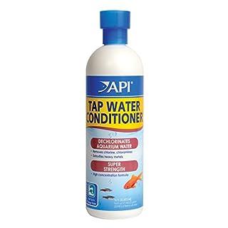 API TAP WATER CONDITIONER Aquarium Water Conditioner 473 ml Bottle