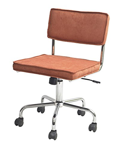 Retro Bürostuhl Fris orange