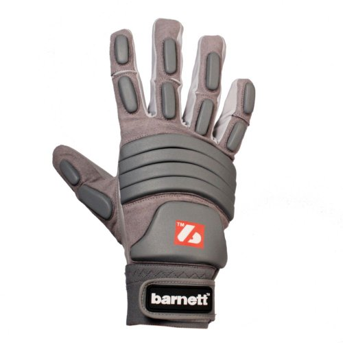 FLG-03 American Football Handschuhe, grau M