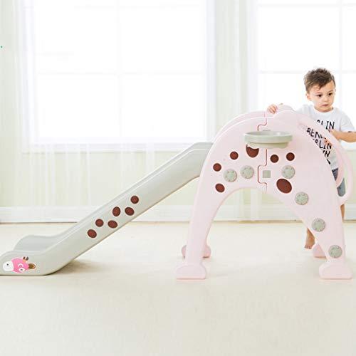 Spielsets Spielplatzzubehör Indoor-Rutsche für Kinder Baby-Rutsche für Zuhause Junge Mädchen...