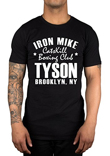 new-iron-mike-tyson-catskill-gym-brooklyn-new-york-boxing-t-shirt-top-heavyweight-champ
