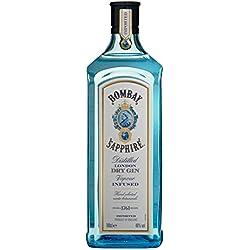 Bombay Sapphire London Dry Gin (1 x 1 l) Bombay Sapphire