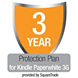 3-Year Kindle Paperwhite 3G [Previous Generation] Protection Plan with Accident & Theft Cover by SquareTrade, UK customers only