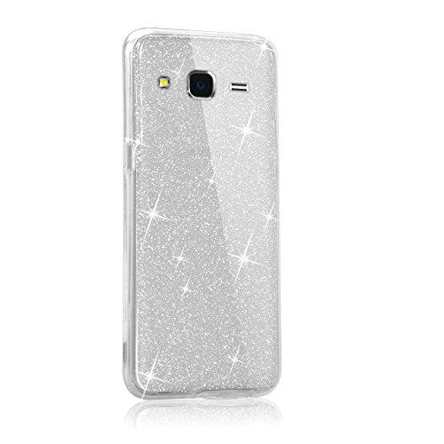 Samsung Galaxy J500 Cover,Samsung Galaxy J5(2015) Custodia , Paesaggio Scenario Ultra Sottile PC Opaco trasparente Back Protettiva Case + 1x Protezione Dello Schermo Screen Protector - Mountain 02 Full body-03