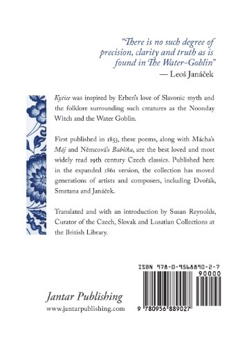 Kytice: Czech & English Bilingual Edition