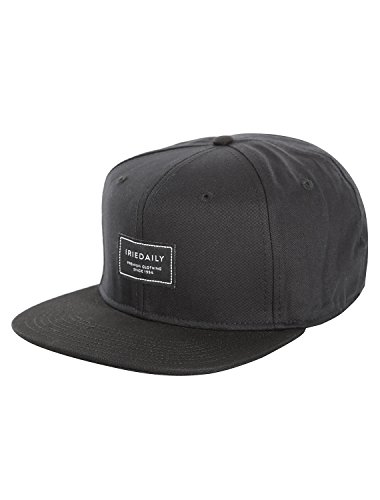 Iriedaily Daily Club Snapback [Black]