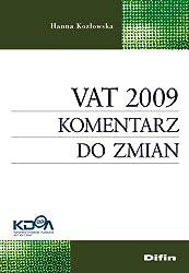 VAT 2009