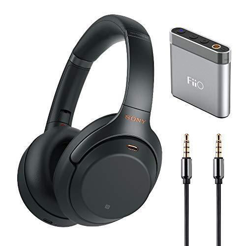 Sony WH 1000XM3 Wireless Noise Canceling Headphones - Sony WH-1000XM3 Wireless Noise-Canceling Headphones (Silver)