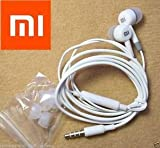 #6: In-ear earphone with High BaSS Premium Sweet Stereo Sound for REDMI NOTE 5 PRO/ REDMI NOTE 4/ Y1/ REDMI Y1 LITE/ MI A1/ REDMI 5A/ REDMI 4A/ MI MIX 2/ MI MAX 2/ REDMI 3S PRIME/ MI3/ MI 4I/ REDMI NOTE 3/ REDMI 2/ REDMI NOTE 4G/ MI NOTE 2| Headphones| Handsfree | Headset | Universal| Wired | MIC / Music/ 3.5mm Jack/ calling/ Earbuds/ Original Earphone Standards/ suitable for all android phones, smartphones, laptop, audio player, tablet, television & other media devices