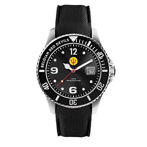 ICE-Watch Orologio Analogueico Quarzo Uomo con Cinturino in Silicone 016098