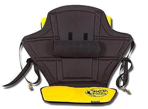 Skwoosh Big Catch High Back Kayak Seat with Lumbar by