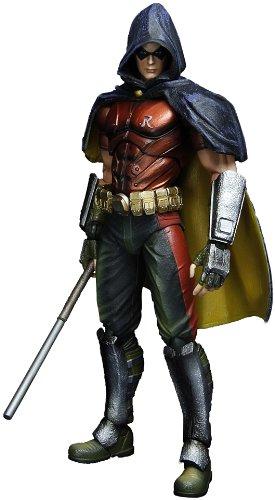 Square Enix Batman Arkham City Play Arts Kai Actionfigur Robin 25 cm