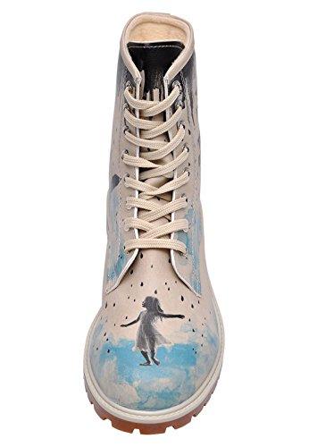 Dogo Boots Feel The Rain – Damen-Stiefel & Stiefeletten - 4