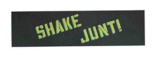 Shake Junt Yellow/Green Skateboard Griptape by Shake Junt (Skateboard Deck Und Grip)