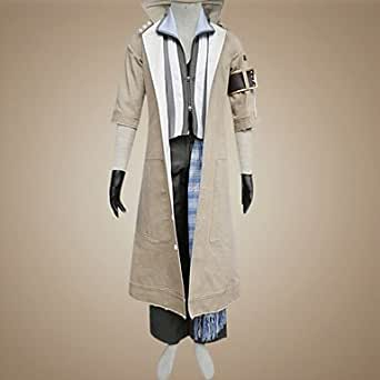 cosplay costume inspiré par final fantasy xiii villiers neige - Male - Costume