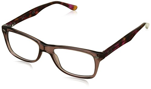 Ray-Ban Damen Brillengestell 0rx 5228 5628 50, Braun (Opal Brown)