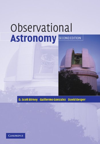 Observational Astronomy (English Edition)