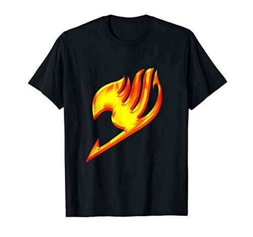 Fairy Tail T-Shirt - I'm all fired up