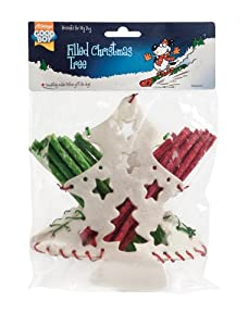 Goodboy Filled Xmas Tree (Pack of 2) by Armitage Pet Care