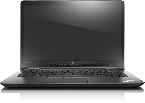 Lenovo ThinkPad Yoga 14 35,6 cm (14 Zoll Full HD) Convertible Ultrabook (Intel Core i7-5500U, 8GB RAM, 512GB SSD, NVIDIA Geforce 940M, Win 10) schwarz