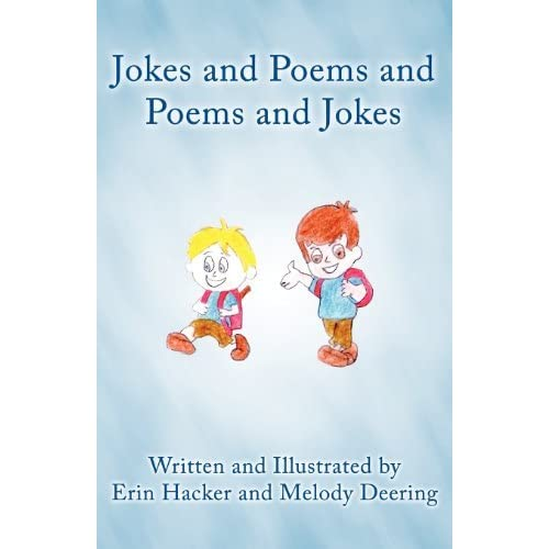 Jokes and Poems and Poems and Jokes by Erin Hacker (2011-11-04)