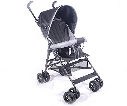 Buggy Jogger S2 Kinderwagen Baby Sitzbuggy Sportwagen Babywagen schwarz OVP