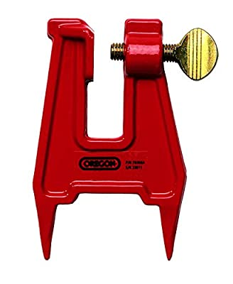 Oregon 26368A Chainsaw Logger Filing Clamp