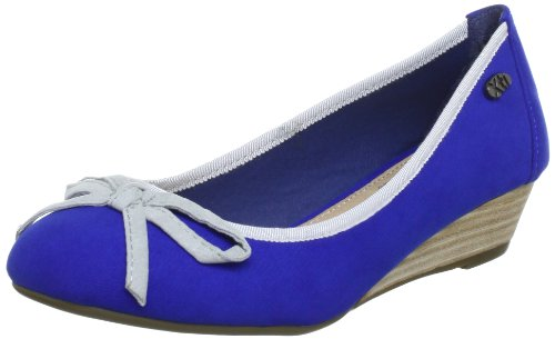 Sp13 Xti X19 25933 azul Pumps Blau Damen BrBTPz