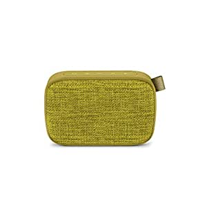 Energy Fabric Box 1+ Pocket (TWS, Bluetooth v5.0, 3 W, USB&microSD MP3, FM Radio, Audio-In) - Vert