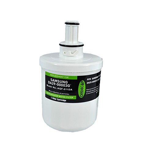 Wasserfilter für Samsung Side by Side Kühlschrank mit Innenfilter