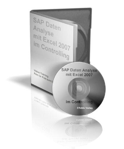 SAP Daten Analyse mit Excel 2007 im Controlling, Sehen + Hören = Besser verstehen, Video-Training, mit Videotraining zum Erfolg
