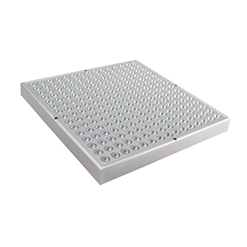 Panel LED 30X30cm Grow 45W Aluminio efectoLED