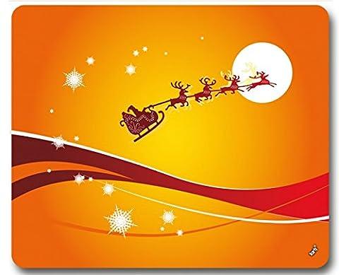 1art1 92341 Weihnachten - Der Weihnachtsmann Und Sein Rentier Schlitten