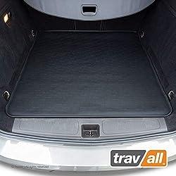 Travall® Liner Kofferraumwanne TBM1151 - Maßgeschneiderte Gepäckraumeinlage mit Anti-Rutsch-Beschichtung