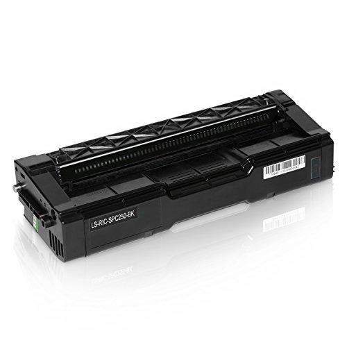 Preisvergleich Produktbild Toner für Ricoh SPC250DN SPC250SF SPC250E - 407543 - Schwarz 2000 Seiten