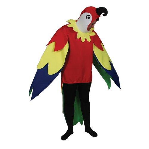 Giant Parrot Funny Mens Fancy Dress Halloween - Halloween-kostüme Wicked Funny