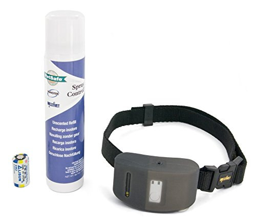 Innotek KIT11124 Antibellhalsband mit Spray Deluxe